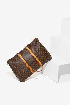 Vintage Louis Vuitton Flanerie Leather Tote