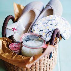 DIY Spa Gift Baskets gift-baskets
