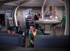 """REALM of RETRO SCI-FI: """"Blast Off Into Space"""" LOST IN SPACE TV series Blu-ray screenshots"""