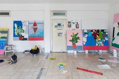 Interview: Artist Guy Yanai - Cool Hunting