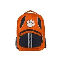df673c8419 Clemson Tigers Captain Backpack Clemson Tigers