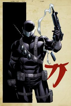 SnakeEyes 4 Cover by spidermanfan2099 on DeviantArt