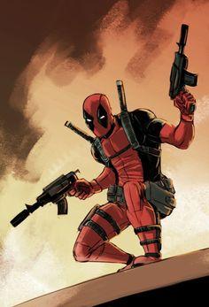 Marvel Comic Universe, Comics Universe, Marvel Dc Comics, Marvel Heroes, Deadpool Art, Deadpool Stuff, Lady Deadpool, Deadpool Pictures, Mundo Marvel