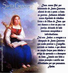 Santa Genoveva - 03/01