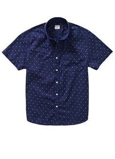 Splatter Polka-dot Shirt for Men | Bonobos