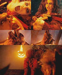 Laurie from trick r treat