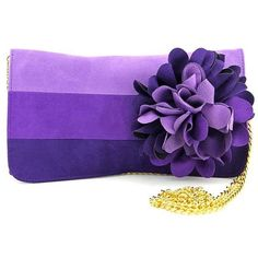 Shiraleah Mimi Women Clutch ($4.99) ❤ liked on Polyvore featuring bags, handbags, clutches, borse, purple, shiraleah, shiraleah handbags, purple handbag, shiraleah purses and purple purse
