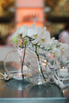 glass bubble decor by Atelier Joya