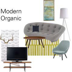 Room based on Ligne Roset Ploum sofa
