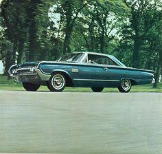 1964 Mercury Monterey Marauder 2 Door Hardtop