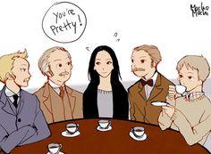 Watson Meeting...lol!! so funny.