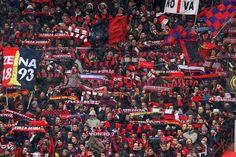 Genoa cfc 1893 supporters