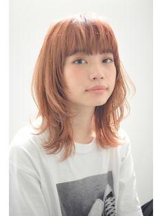 Edgy Short Haircuts, Haircuts Straight Hair, Short Hair Cuts, Mullet Hairstyle, My Hairstyle, Pretty Hairstyles, Middle Hair Cut, Cut My Hair, Edgy Blonde Hair