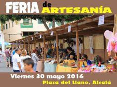El Ayuntamiento de Guía de Isora organiza la Feria de Artesanía en Alcalá, que estará ubicada en la Plaza del Llano, en Guía de Isora el 30 de mayo, en el marco de la celebración del Día de Canarias.