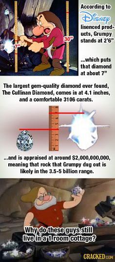 27 Mind-Blowing Statistics About Fictional Universes   Cracked.com
