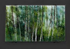 Roger Thomas Glass Studio - New Work, Past Shows