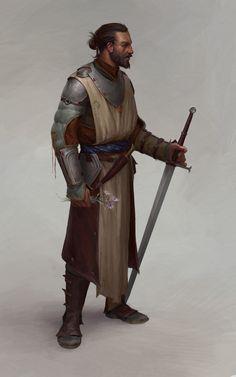 Longsword knight