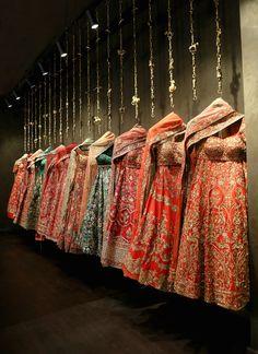 Shyamlal and Bhumika, hyderabad Bridal Boutique Interior, Clothing Boutique Interior, Boutique Decor, Clothing Store Displays, Clothing Store Design, Showroom Interior Design, Boutique Interior Design, Store Interiors, Retail Design