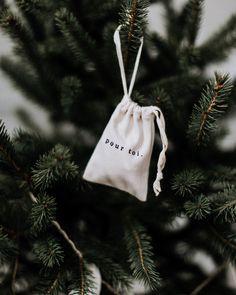 Christmas zero waste packaging sustainable