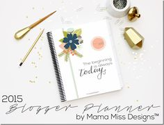 My favorite blog planner!!