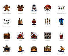 100 vianočných ikoniek zadarmo!