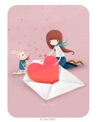 Kori Kumi Cards - The Sweet Heart