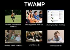 Typical William and Mary Person #twamp
