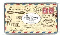 Cavallini Rubber Stamps Par Avion #mappamundi #rubberstamps