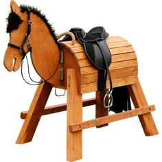 Discover thousands of images about Holzpferd JAKO-O, klein und groß (Diy Crafts Useful) Horse Crafts, Wood Crafts, Diy And Crafts, Horseshoe Projects, Wooden Projects, Wooden Horse, Wooden Animals, Horse Swing, Pony Saddle