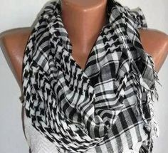 Turkish Scarf  Fashion Shawl  Cotton Scarf  Headband  by womann, $15.00