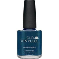 CND Vinylux Weekly Polish - Peacock Plume 199