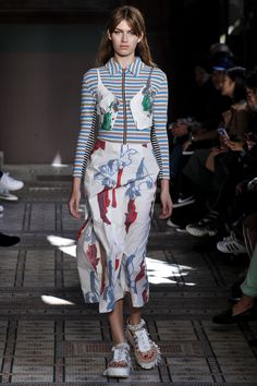Julien David Spring 2016 Ready-to-Wear Fashion Show
