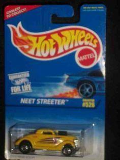 #526 Neet Streeter Basic wheels Medium HW logo Condition Mattel Hot Wheels 1:64…