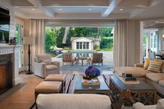 Palos Verdes Estates residence, CA. Tomaro Design Group.
