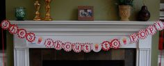 She's About To Pop Baby Shower Banner by AnyGoodIdeas on Etsy, $16.00