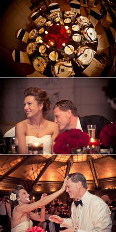 Romantic and Regal Winter Wedding