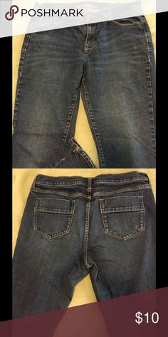 Old Navy Tall Jeans These are talls, sweetheart fit. They have a lot of wear left in them. Old Navy Jeans Boot Cut