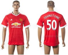 http://www.xjersey.com/201516-manchester-united-50-johnstone-home-thailand-jersey.html 2015-16 MANCHESTER UNITED 50 JOHNSTONE HOME THAILAND JERSEY Only 33.11€ , Free Shipping!