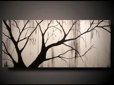 I have a strange obsession with tree art...yep..weird.