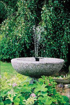 Sunjet 150 Solar Fountain Pump - Make your own fountain for $44.95