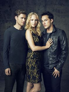 The Vampire Diaries: Klaus and Caroline vs. Tyler and Caroline