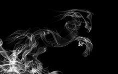 Smoke horse by GabeSZ2142