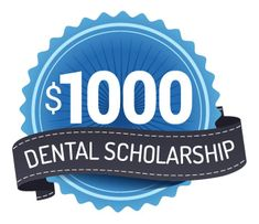 $1000 Dental Scholarship Currently enrolled in an accredited dental school, you need to check out this opportunity. See Details ~ Deadline: September 15, 2015