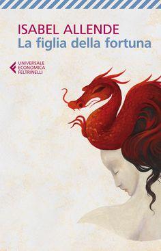 """Isabel Allende, """"La figlia della fortuna"""". Il romanzo è ambientato nella seconda metà del secolo scorso: la storia dell'amore disperato, infelice e avventuroso di una giovane donna. Il viaggio, alla ricerca del suo uomo, attraverso dolore e speranza. Una storia dove convivono il bene e il male, l'amore e l'odio, il distacco e il ricongiungimento, in un mondo popolato di personaggi vivi e umanissimi."""