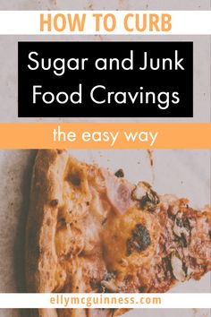 Learn how to stop sugar cravings naturally. Know about the factors that cause sugar cravings and the easy action steps you can take to curb sugar cravings. Healthy Lifestyle Tips, Healthy Eating Tips, Healthy Recipes, Healthy Food, Healthy Women, Stop Sugar Cravings, Food Cravings, Holistic Nutrition, Health And Wellness