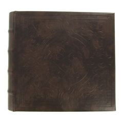 Get Brown Photo Album with Debossed Pattern online or find other Photo Albums products from HobbyLobby.com