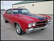 1970 Chevrolet Chevelle SS 454/500HP 4-speed - Mecum Auction (sold $51,000, Apr 2013)
