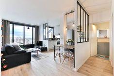 miniature Little Loft Boulogne 43m², Boulogne-Billancourt, Laurence Garrisson - décorateur d'intérieur