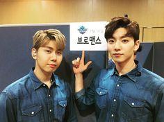Jang Hyun & Chan Dong #VROMANCE