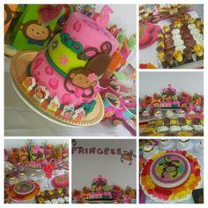 love monkey cake